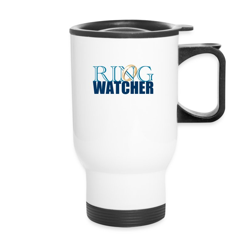 Ring Watcher Mug - Travel Mug
