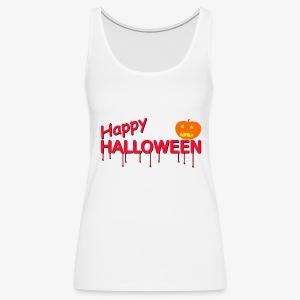 Happy Halloween - Women's Premium Tank Top