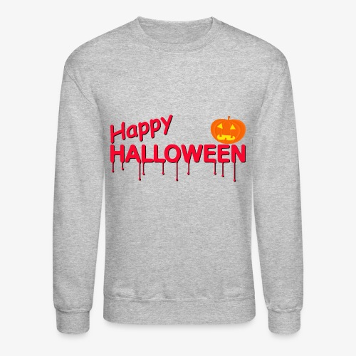 Happy Halloween - Crewneck Sweatshirt