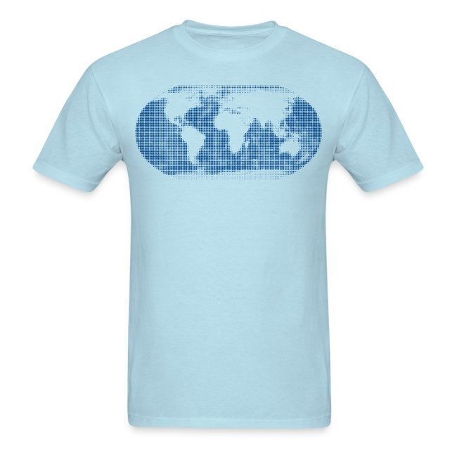T Shirt President World Map Globe T Shirt Women Mens T Shirt