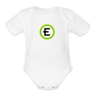 Short Sleeve Baby Bodysuit - Short Sleeve Baby Bodysuit