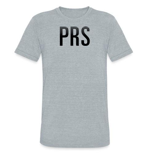 PRS Male New - Unisex Tri-Blend T-Shirt