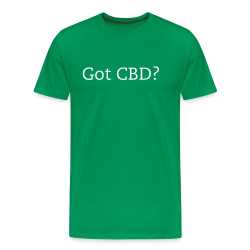 Got CBD? - Men's Premium T-Shirt