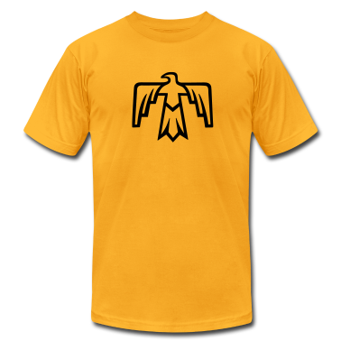 Thunderbird - Native Symbol - Totem T-Shirts