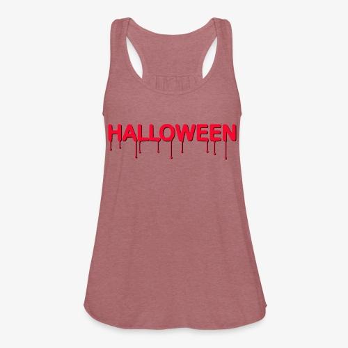 Halloween - Women's Flowy Tank Top by Bella