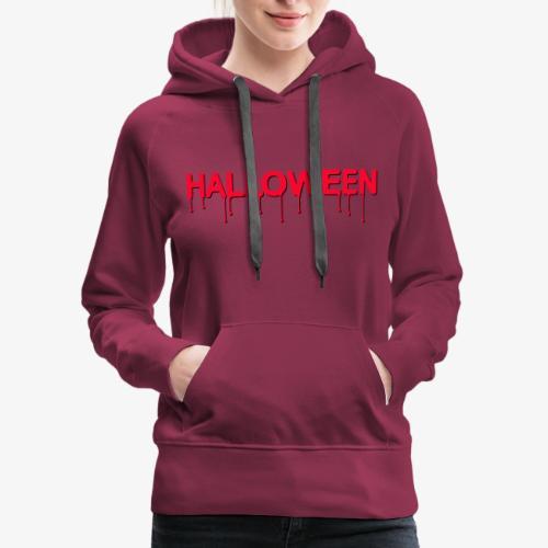 Halloween - Women's Premium Hoodie