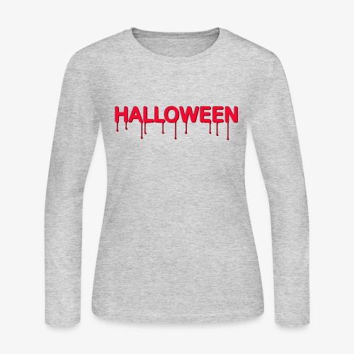 Halloween - Women's Long Sleeve Jersey T-Shirt