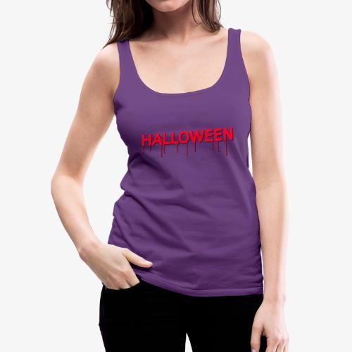 Halloween - Women's Premium Tank Top