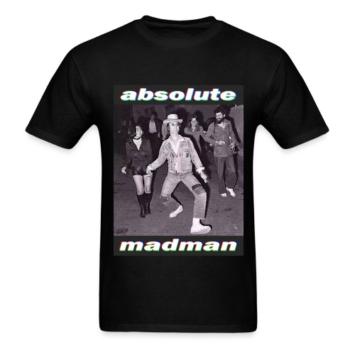 Absolute Madman - Men's T-Shirt