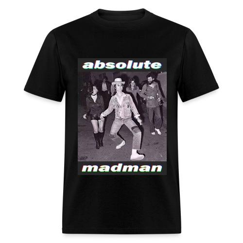 Absolute Madman - Men's T-Shirt