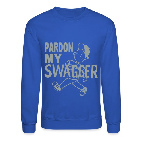 Pardon My Swag Men Sweater - Crewneck Sweatshirt