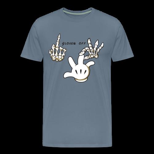 Gloves Off - Men's Premium T-Shirt
