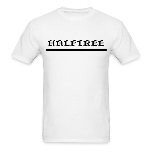 Halftree Line T - Men's T-Shirt