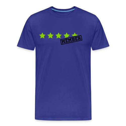 SMI Executive Member Shirt - Men's Premium T-Shirt