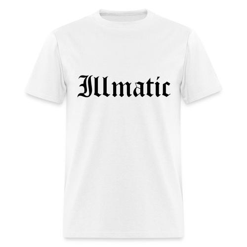 Illmatic Men - Men's T-Shirt