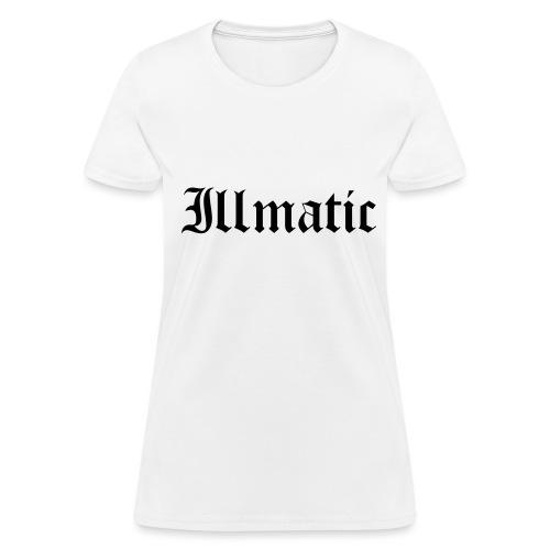 Illmatic Women  - Women's T-Shirt