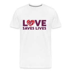 2018 Theme - Men's T-Shirt - Men's Premium T-Shirt