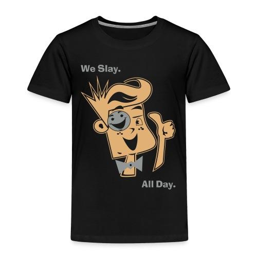 Shawn SIZE - Toddler Premium T-Shirt