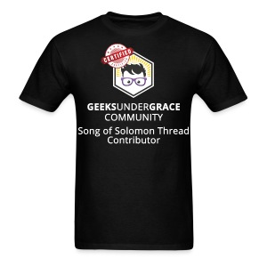 Song of Solomon Shirt - Men's T-Shirt