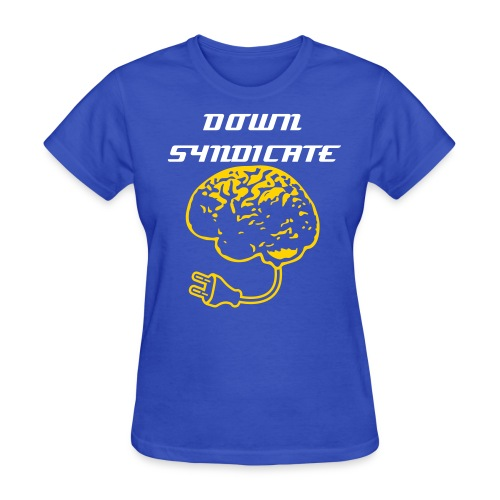 Down Syndicate Brain Tee Womens - Women's T-Shirt