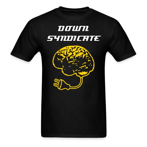 Down Syndicate Brain Tee - Men's T-Shirt