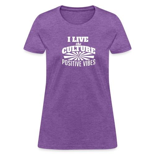 HIGH Vibes - Multiple Colors - Women's T-Shirt