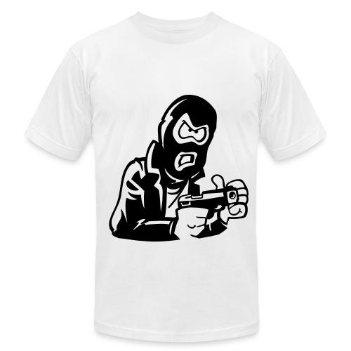 ROB THE HOOD - Men's  Jersey T-Shirt