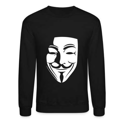~VENDETTA MASK~ - Crewneck Sweatshirt