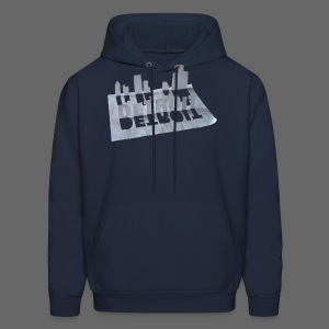 Detroit Loose Leaf - Men's Hoodie