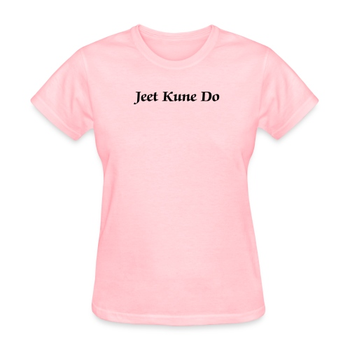 Women's T-Shirt with Quote on Back - Women's T-Shirt