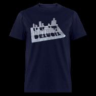 T-Shirts ~ Men's T-Shirt ~ Detroit Loose Leaf