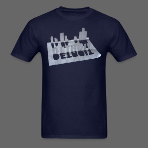Detroit Loose Leaf - Men's T-Shirt