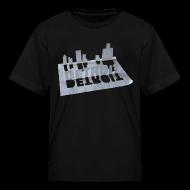Kids' Shirts ~ Kids' T-Shirt ~ Detroit Loose Leaf