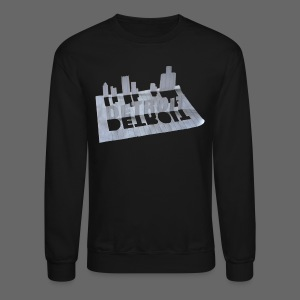 Detroit Loose Leaf - Crewneck Sweatshirt