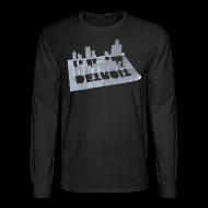 Long Sleeve Shirts ~ Men's Long Sleeve T-Shirt ~ Detroit Loose Leaf