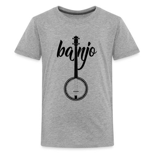 Banjo - Kids' Premium T-Shirt