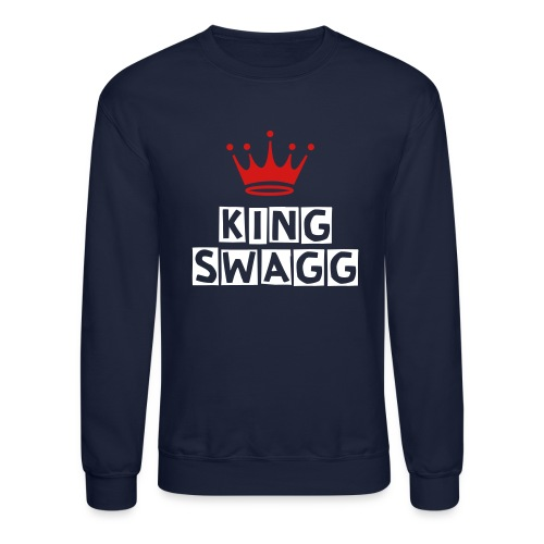 king swagg - Crewneck Sweatshirt