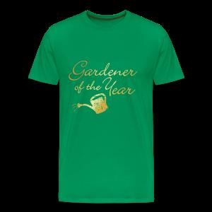 Gardener of the Year (Gold)