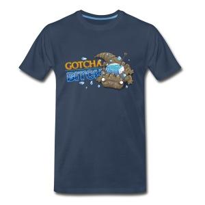 Dork Souls 3 Crystal Lizard Shirt - Men's Premium T-Shirt