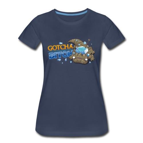 Dork Souls 3 Crystal Lizard Shirt (woman) - Women's Premium T-Shirt