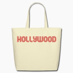 hollywood cotton bag
