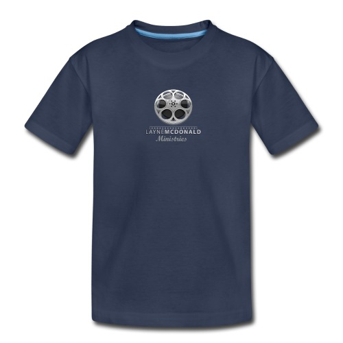 LMM T-Shrit Blue - Kids' Premium T-Shirt