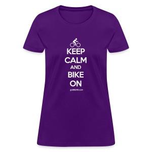 BIKE ON - Women's - Women's T-Shirt