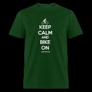 T-Shirts ~ Men's T-Shirt ~ BIKE ON - Men's