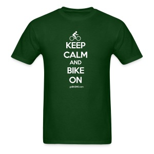 BIKE ON - Men's - Men's T-Shirt
