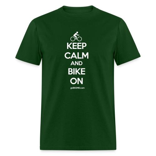 BIKE ON - Men's - Men's T-Shirt