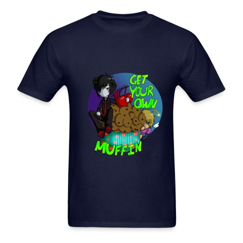 Get Your Own Muffin - Men's T-Shirt