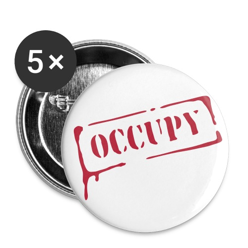 ~OCCUPY~ - Large Buttons
