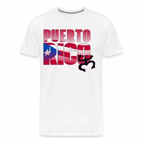 Puerto Rico Pride Tee - Men's Premium T-Shirt