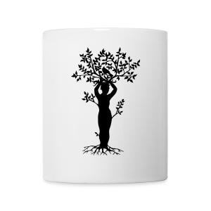Tree Woman Mug - Coffee/Tea Mug